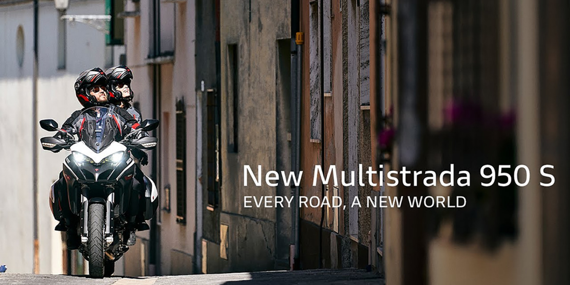 我身騎白馬走三關!Ducati 2021 Multistrada 950 S全新配色亮相!