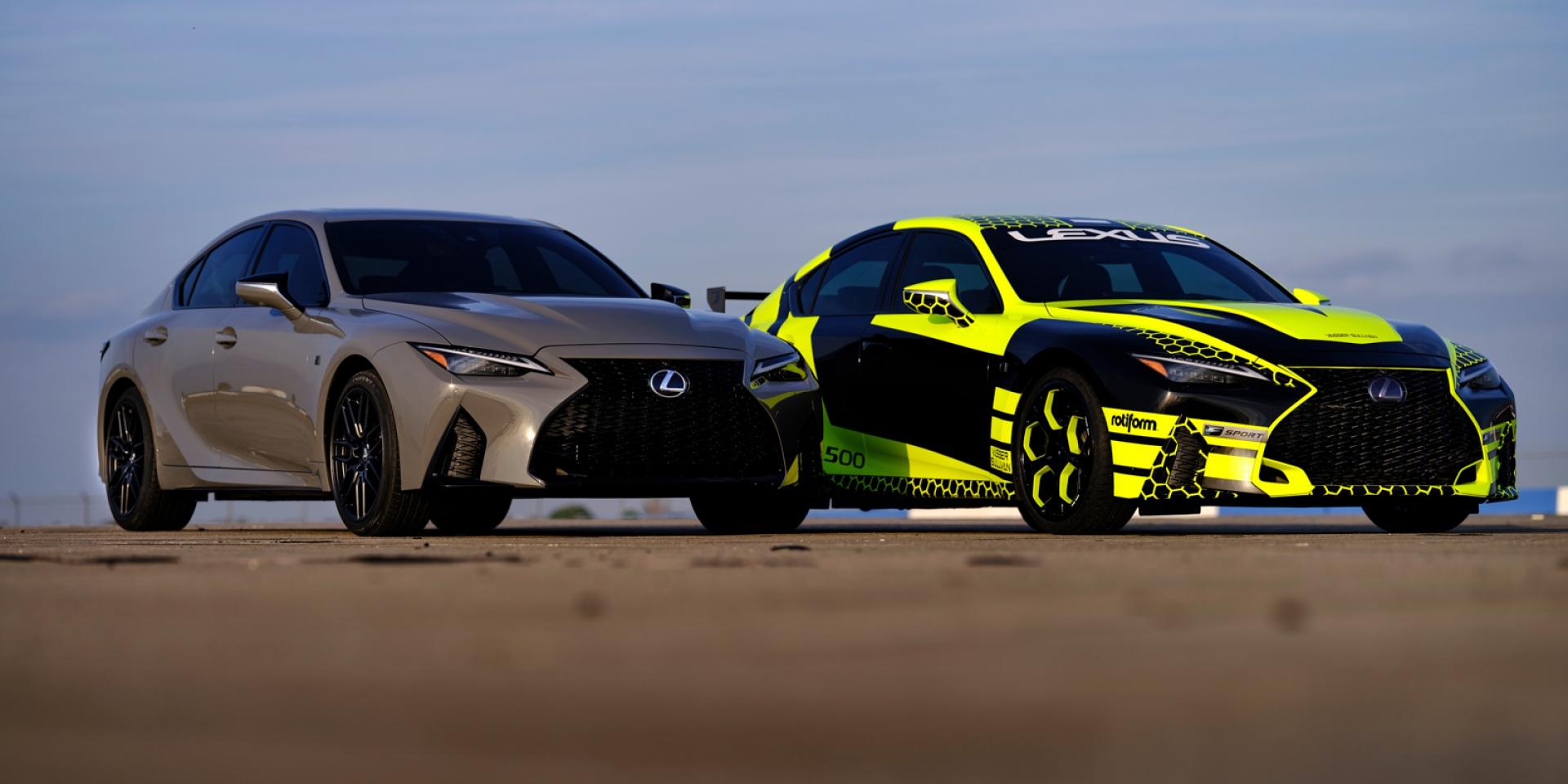 八缸尤物搞限量!Lexus IS 500 F Sport Performance Launch Edition北美限定登場