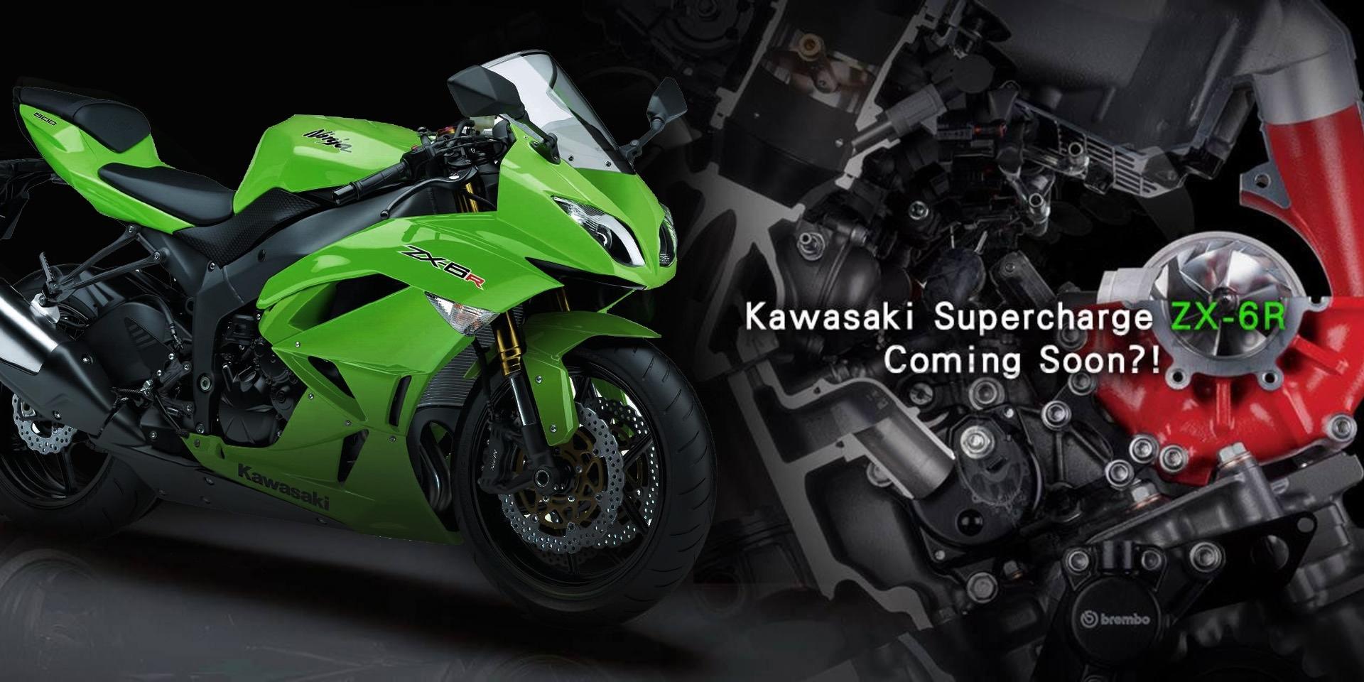 機械增壓第二彈!Kawasaki ZX-6R 猛獸升級進行中?!