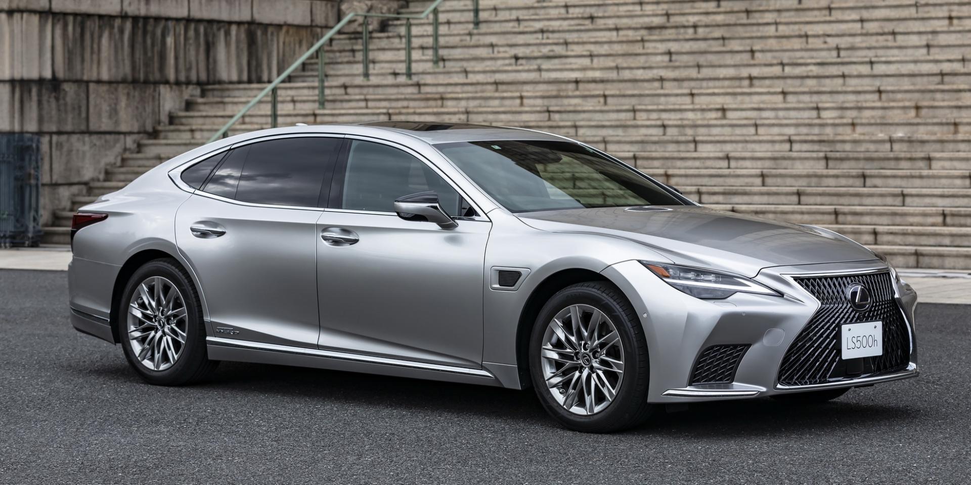 Level 2自動駕駛上身!Toyota Mirai、Lexus LS率先搭載!