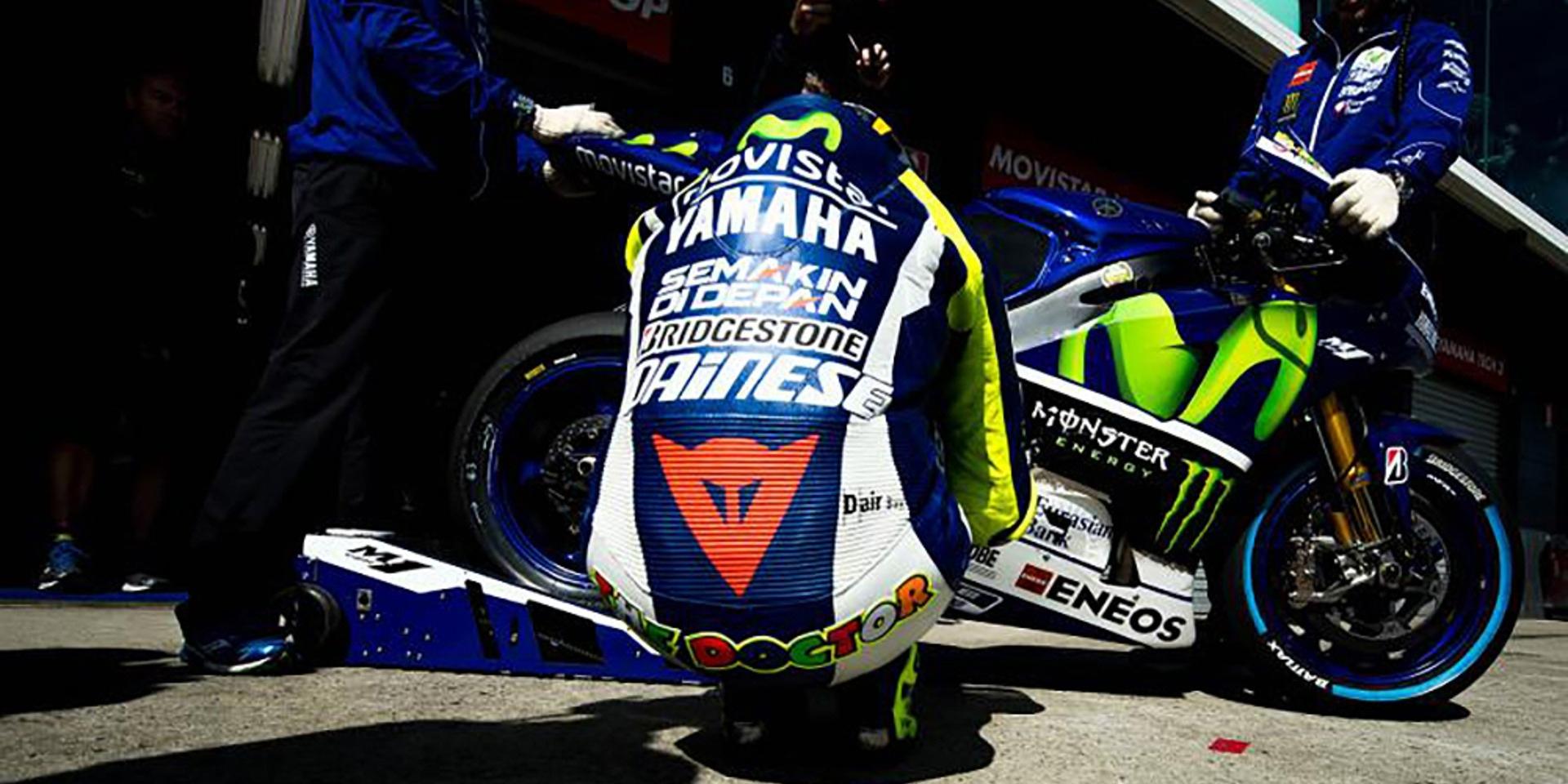 Rossi:我們還沒準備好,但排位已經來到