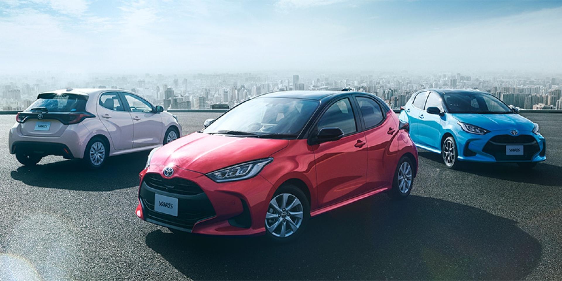 性能之外,還有油電 Yaris Hybrid 2/10日本開賣!