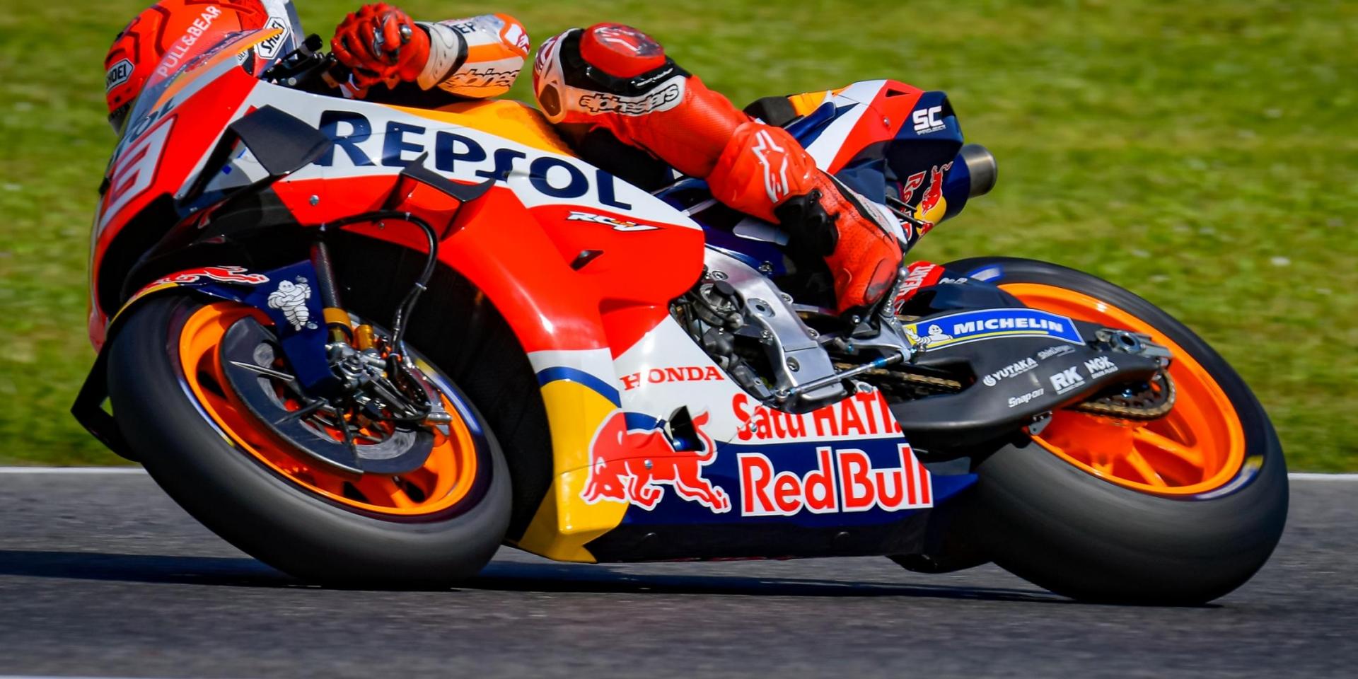 本斥但能贏?Marc Marquez:RC213V依然是很難騎的車,但我覺得還是能贏!