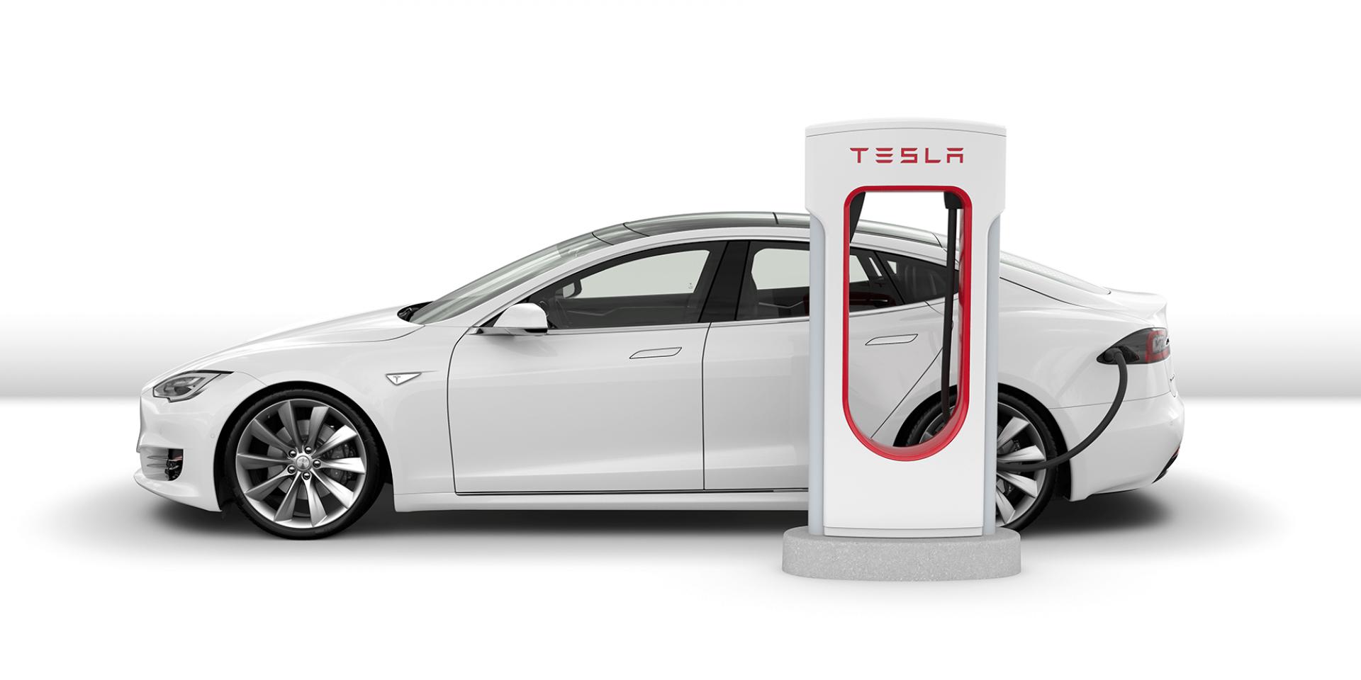 使用者付費!Tesla超級充電站全面收費中!