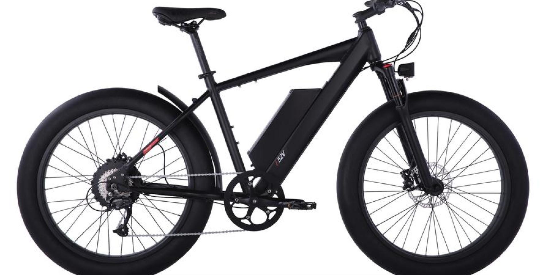 公道使用禁止,HyperFat電動助力自行車