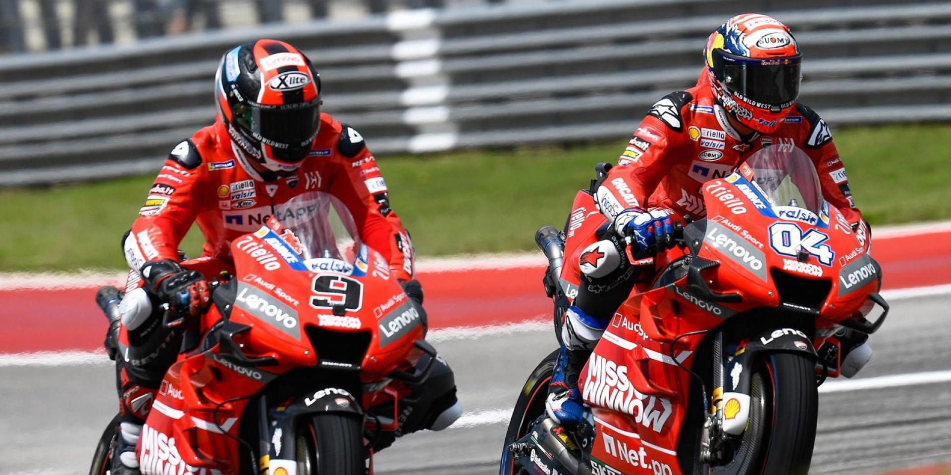這我家,我很熟!Ducati告訴你有關Mugello賽道的輝煌戰績