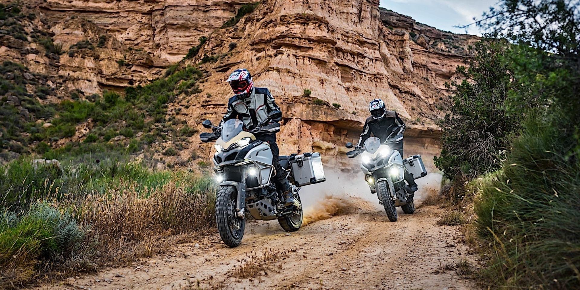 引擎更新更加強大,Ducati Multistrada將獲得加大排氣量的動力