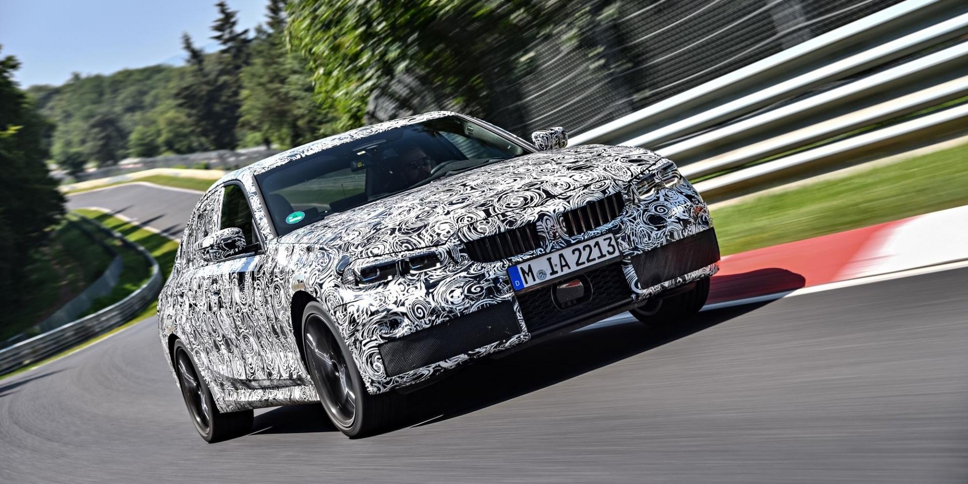 全新BMW 3系列來襲!G20測試照曝光!