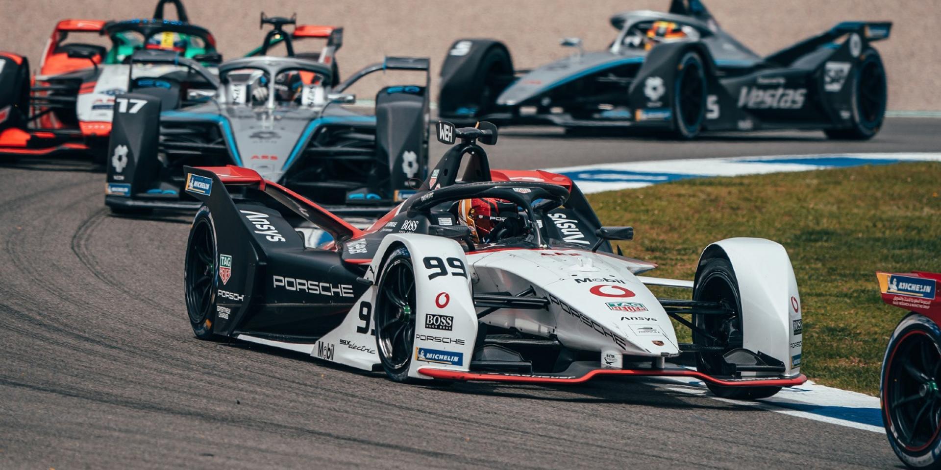 官方新聞稿。TAG Heuer Porsche Formula E 車隊於本季電動方程式錦標賽刷新紀錄