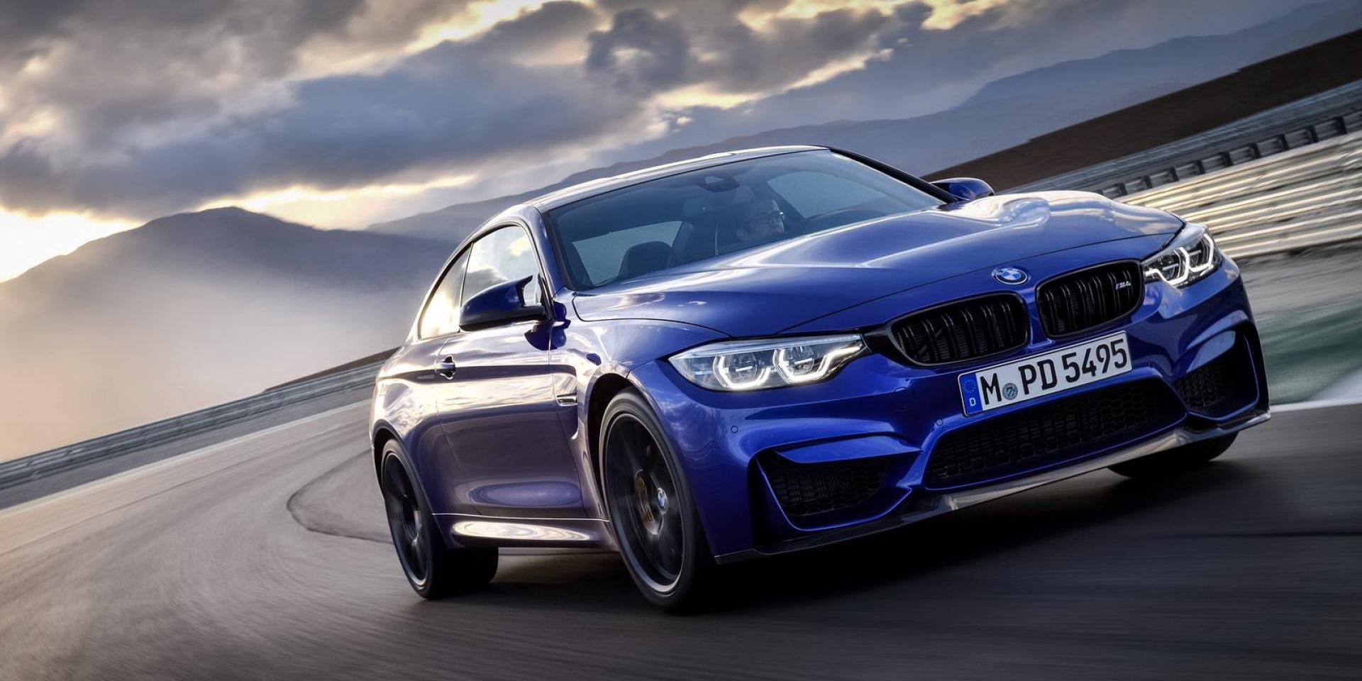 BMW不隨波逐流,下一代M3、M4還是沒破500hp