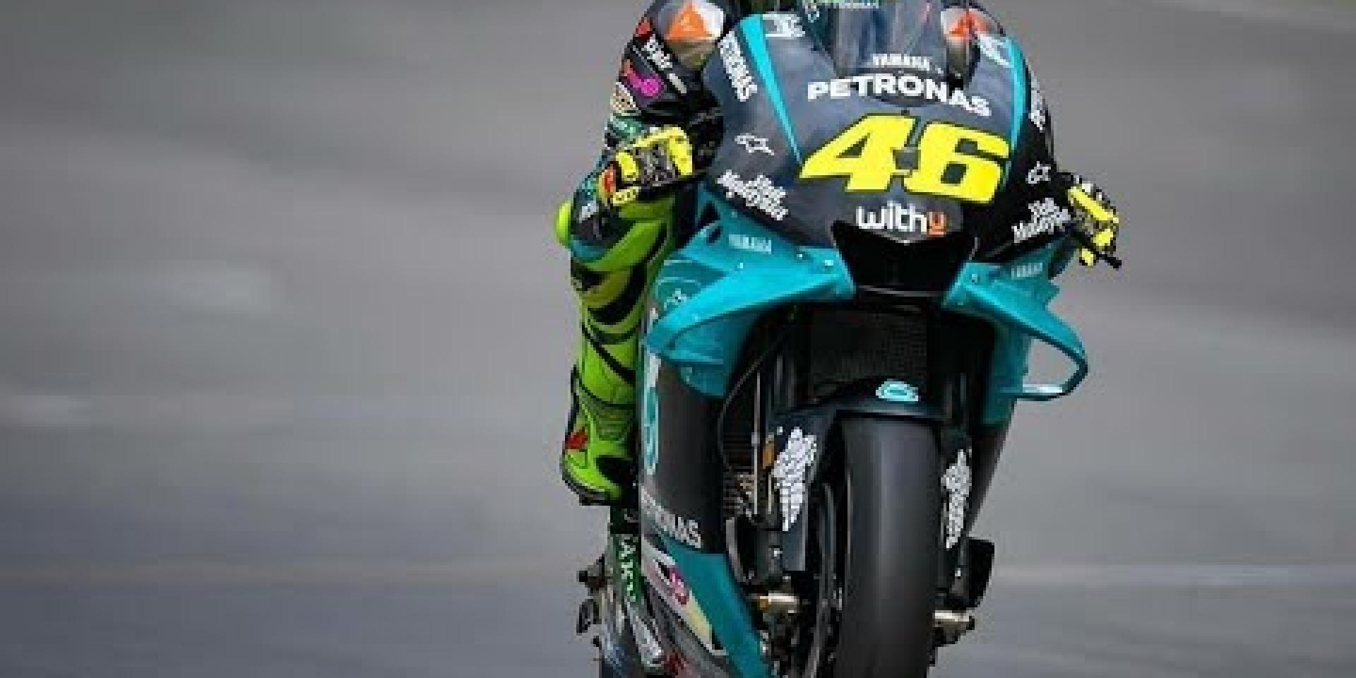師父駕到!Franco Morbidelli:我可以肯定Valentino Rossi會為Petronas帶來不同的刺激!
