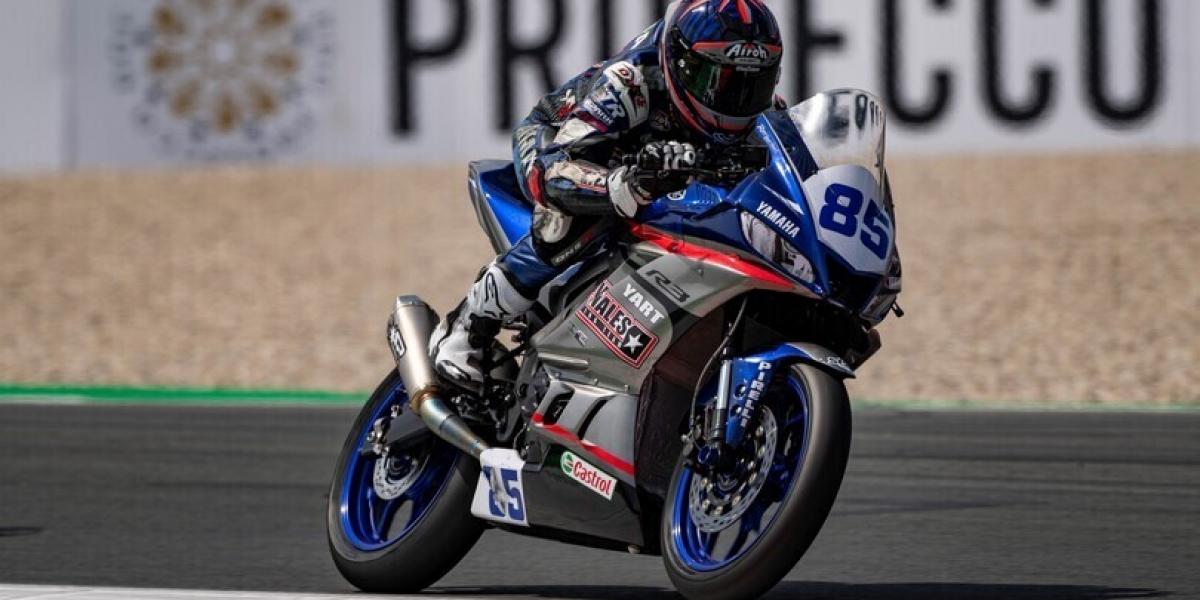 宣布解約之後找不到車!Vinales Racing Team WSSP300將繼續使用YAMAHA YZF-R3出賽!