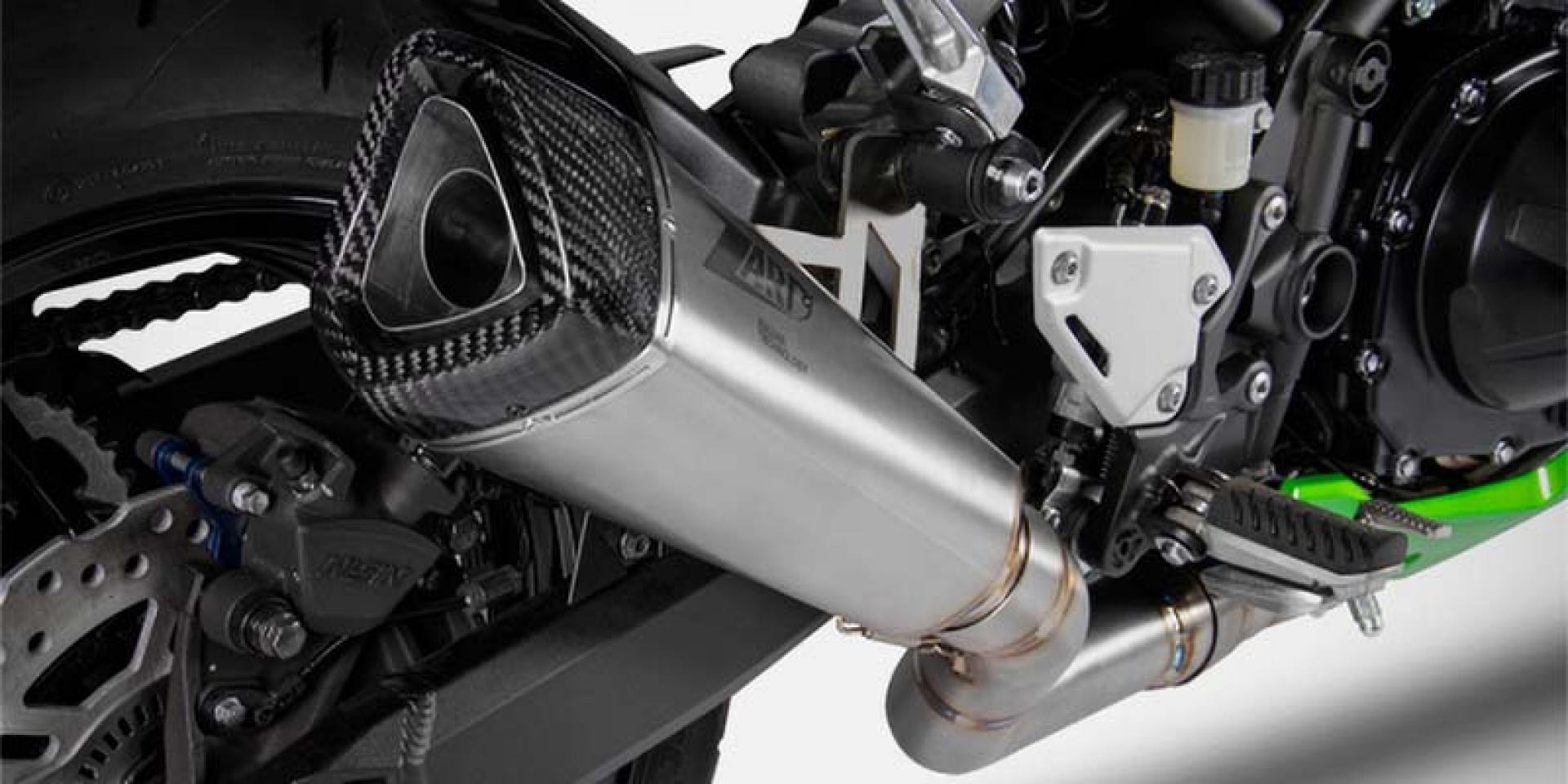 來自義大利的聲音,ZARD推出Z900全段排氣管