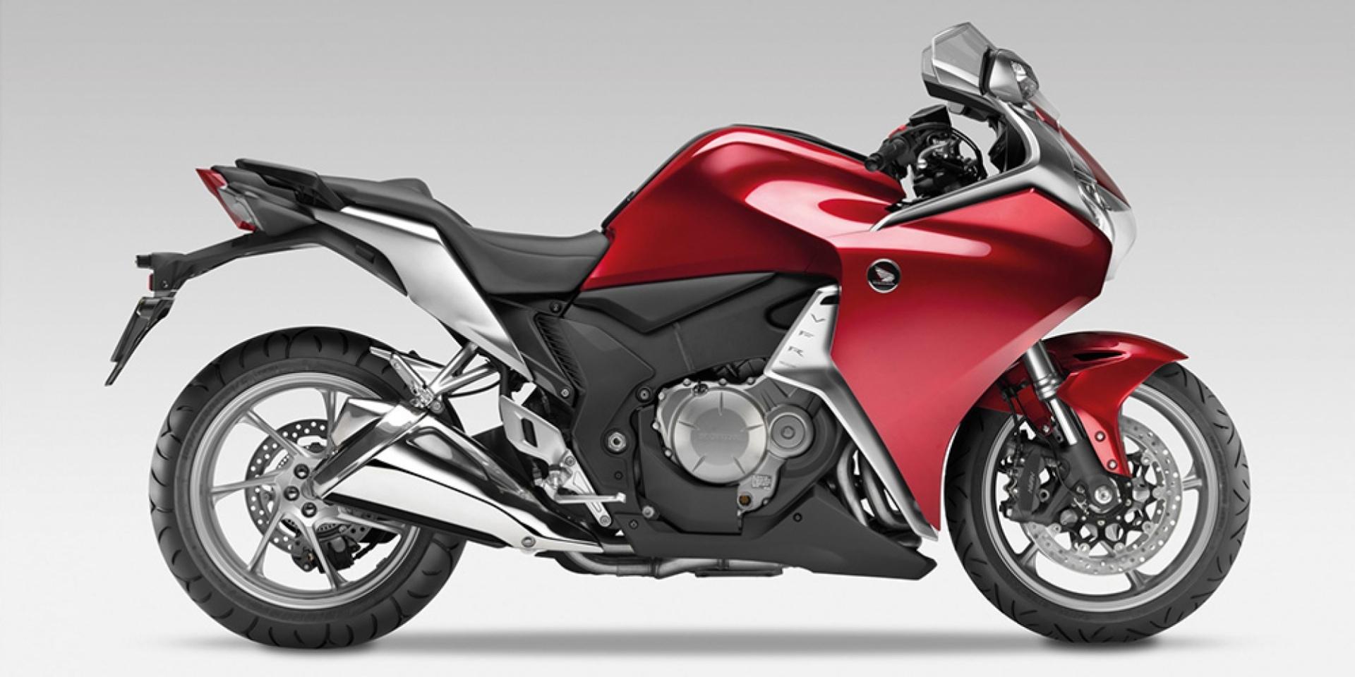 官方新聞稿。Honda Motorcycle VFR1200車系召回服務