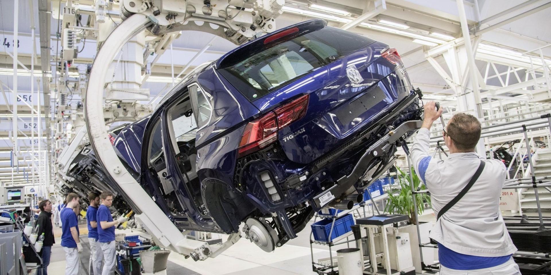 德國車業將走向末路?VW老闆大膽預測未來!