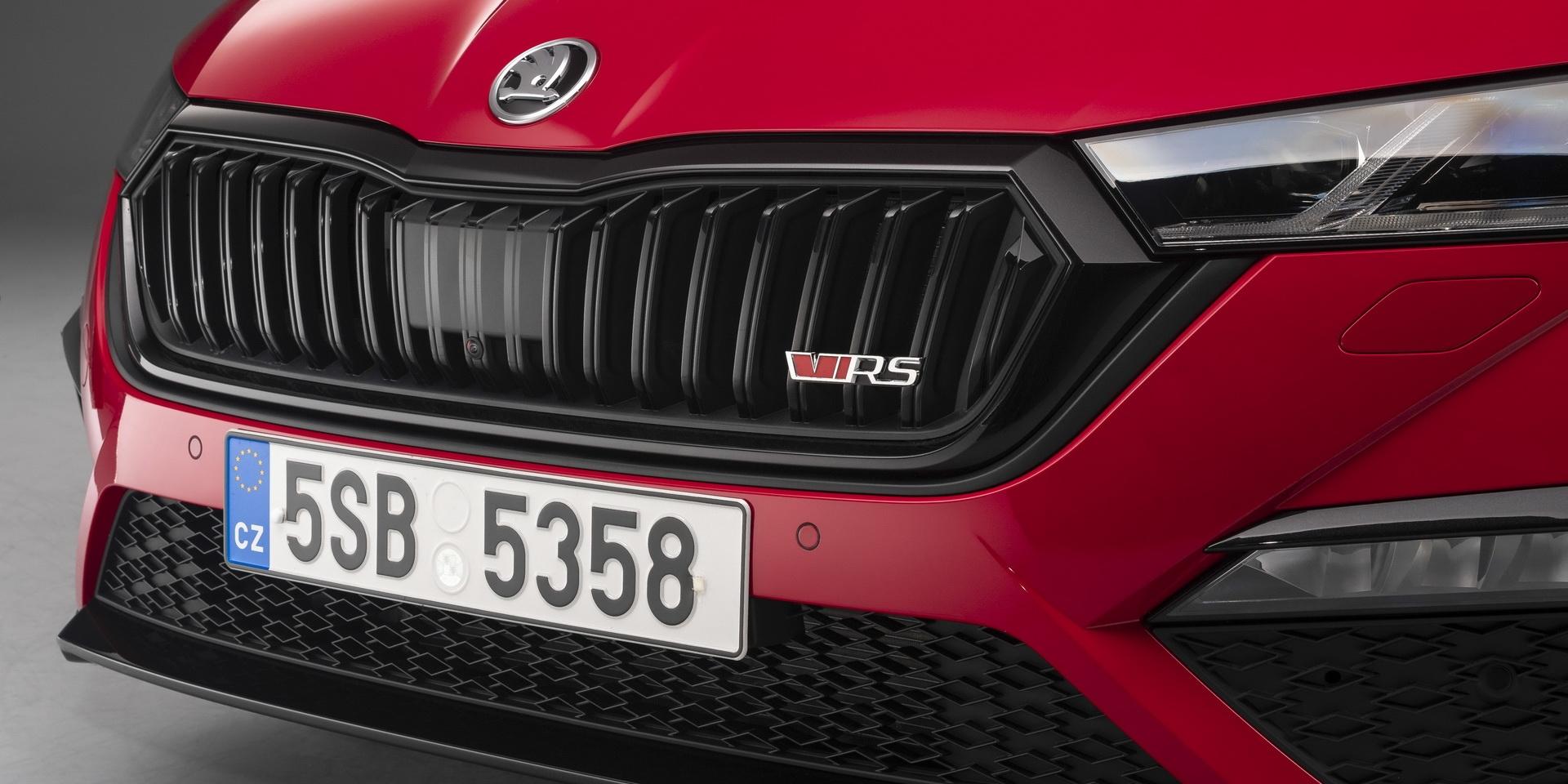 2020消失的日內瓦車展 RS竟然搭1.4L引擎!Skoda Octavia RS iV性能節能兼具!
