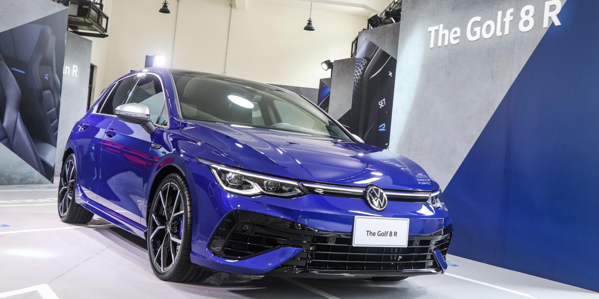 性能車款受歡迎!全新Volkswagen Golf R 195.8萬登場!