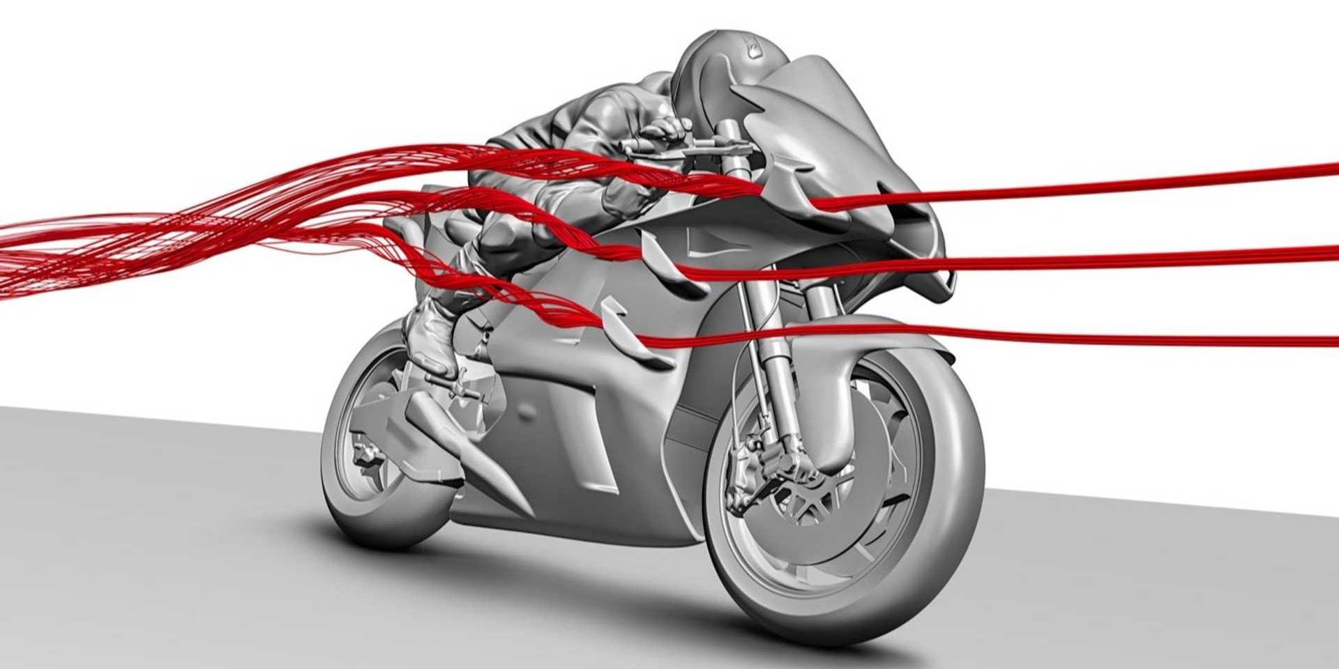 空力套件規範更新!MotoGP:下整流罩的後輪冷卻裝置依然合法!