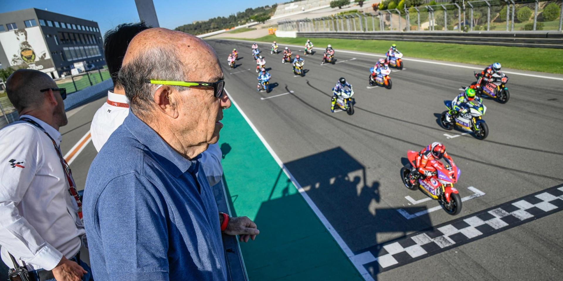 MotoGP電動時代正式登場,MotoE降臨Sachsenring賽道