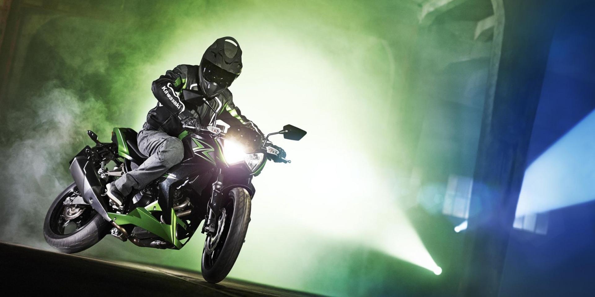 輕檔街車之戰烽火再起!Kawasaki Z400即將現身