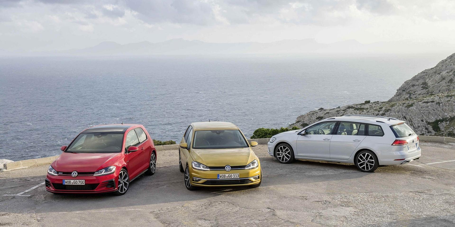 官方新聞稿。Volkswagen IQ.DRIVE智能駕駛輔助系統率先登台 Golf / Tiguan領軍 重新定義安全、便利且舒適的移動生活