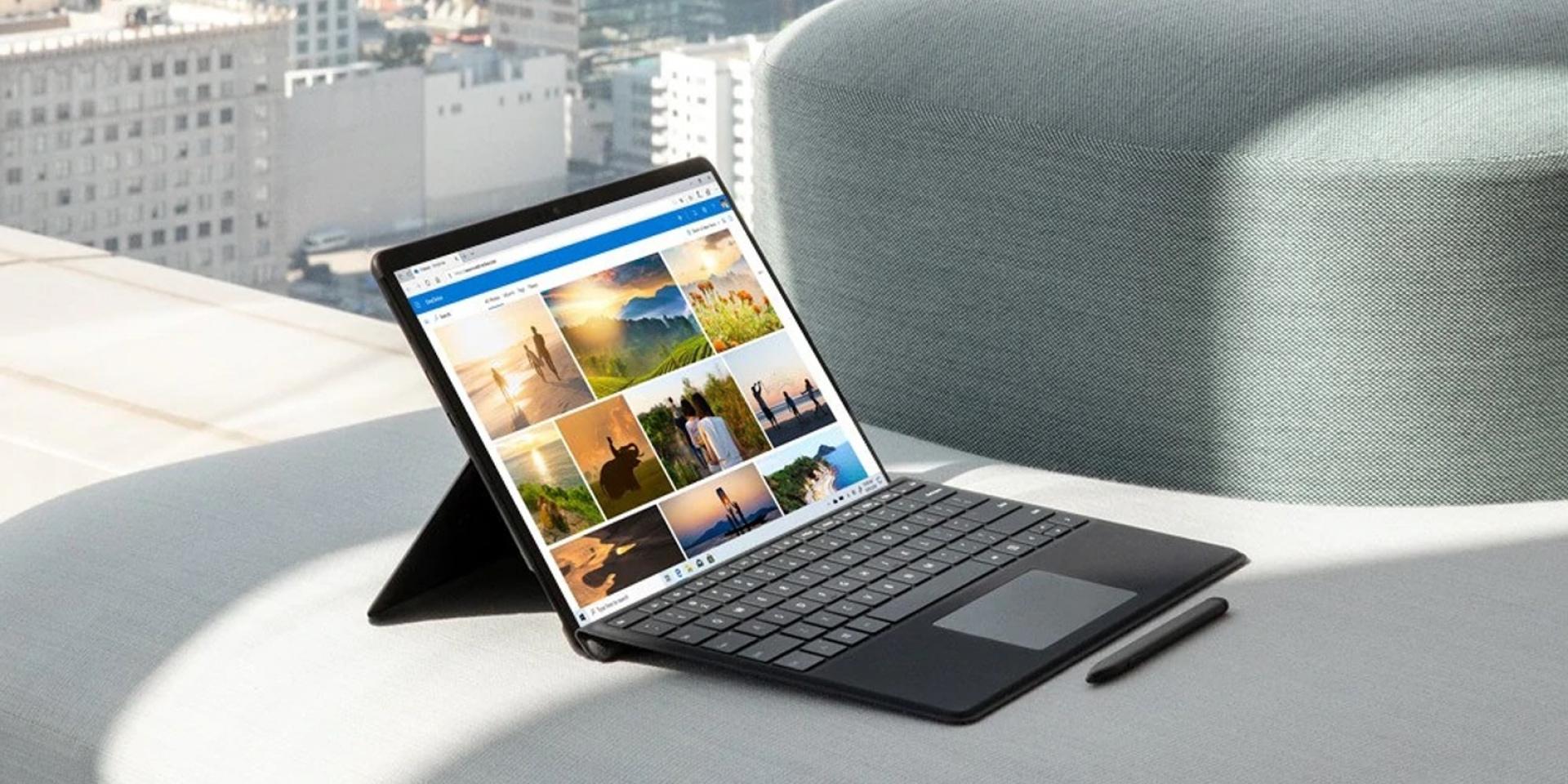 更輕、更薄、更高規格!Microsoft Surface平板筆電新選擇