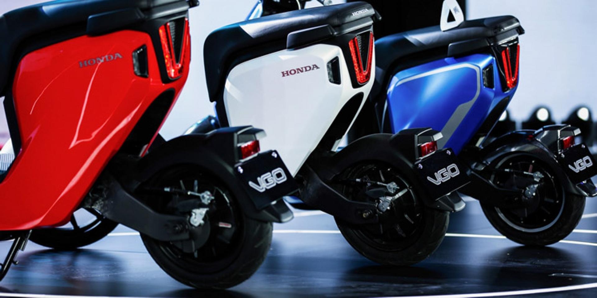 品牌光環大於內容?Honda針對中國市場推出首款鋰電池電動車