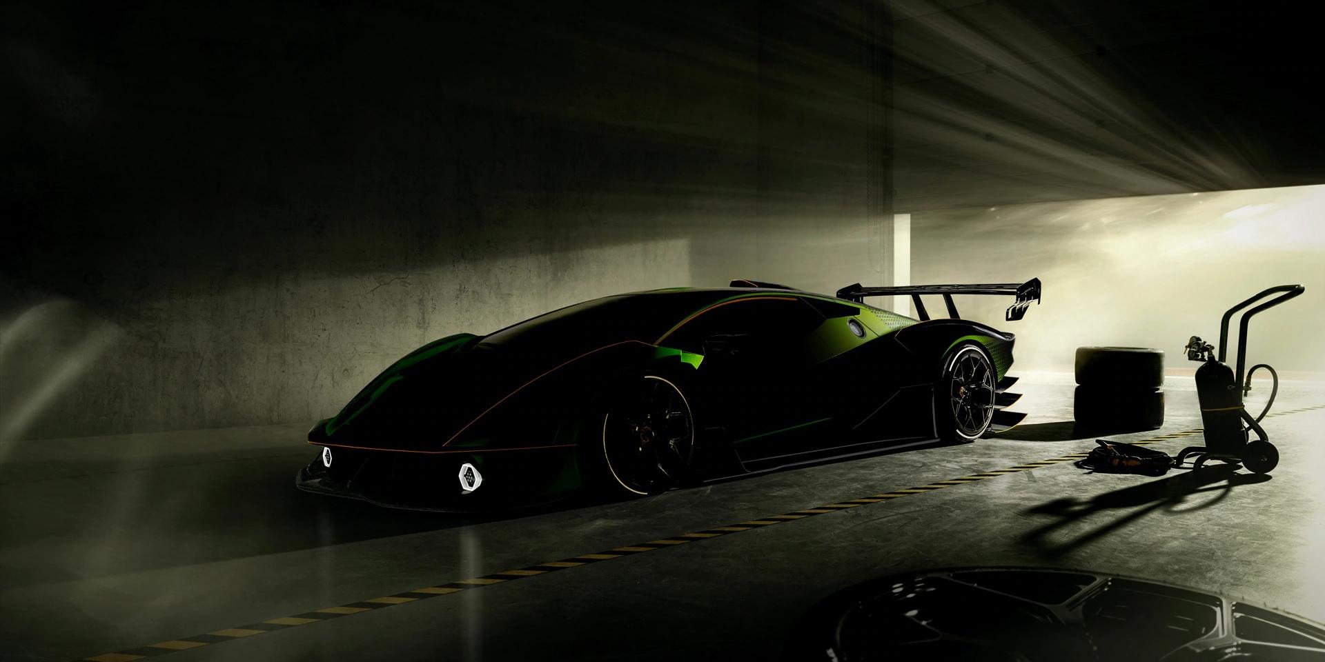 819hp最大馬力!Lamborghini SCV12即將出閘!