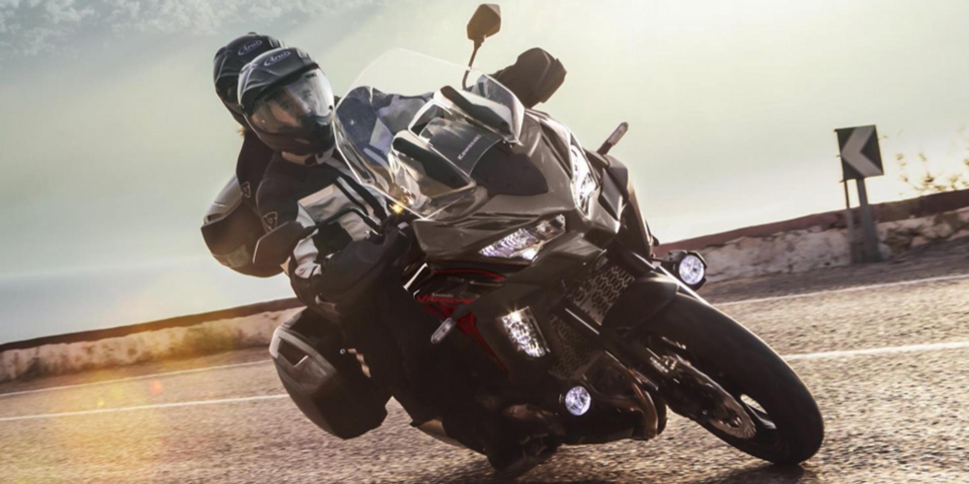 頂級規格下放。KAWASAKI  Versys 1000 S 歐洲發表!