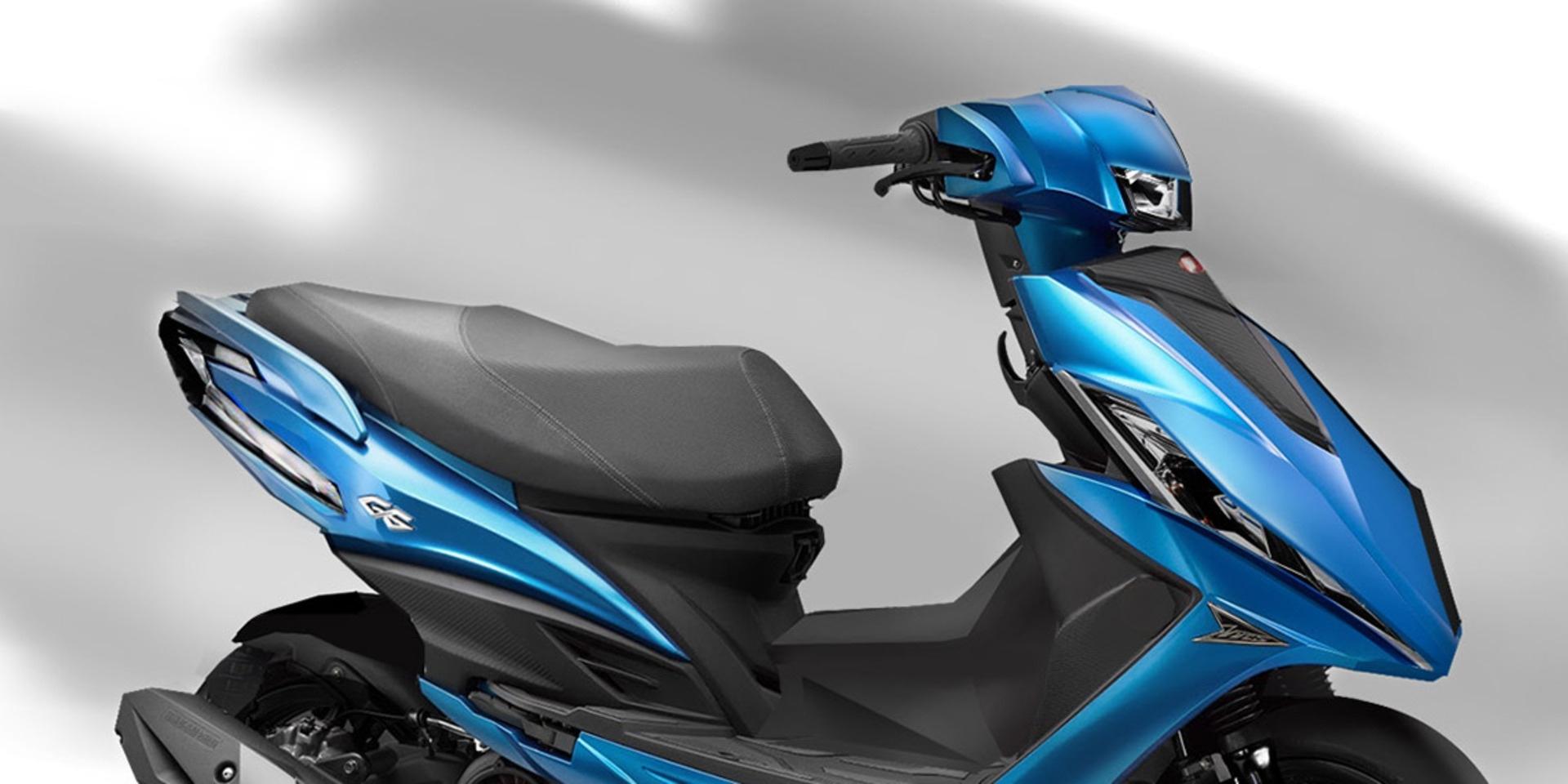 KYMCO NEW G6 VVCS 概念紙上改車