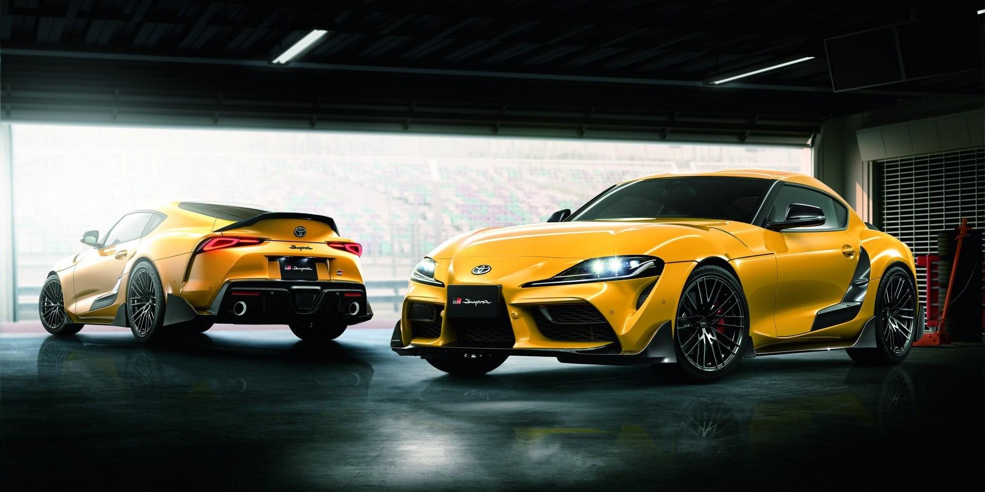 不只給你BMW M動力!Toyota Supra將搭載六速手排系統?