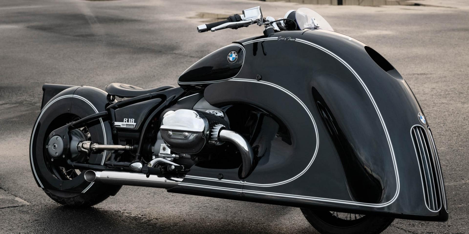 免修直上,風格完全改變!BMW R 18 BY KINGSTON CUSTOM