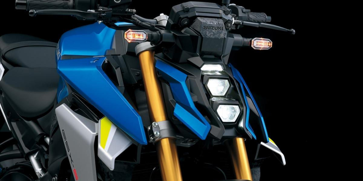 超帥頭燈 小翅膀搭載!2021 SUZUKI GSX-S1000 馬力提升 電控升級發表