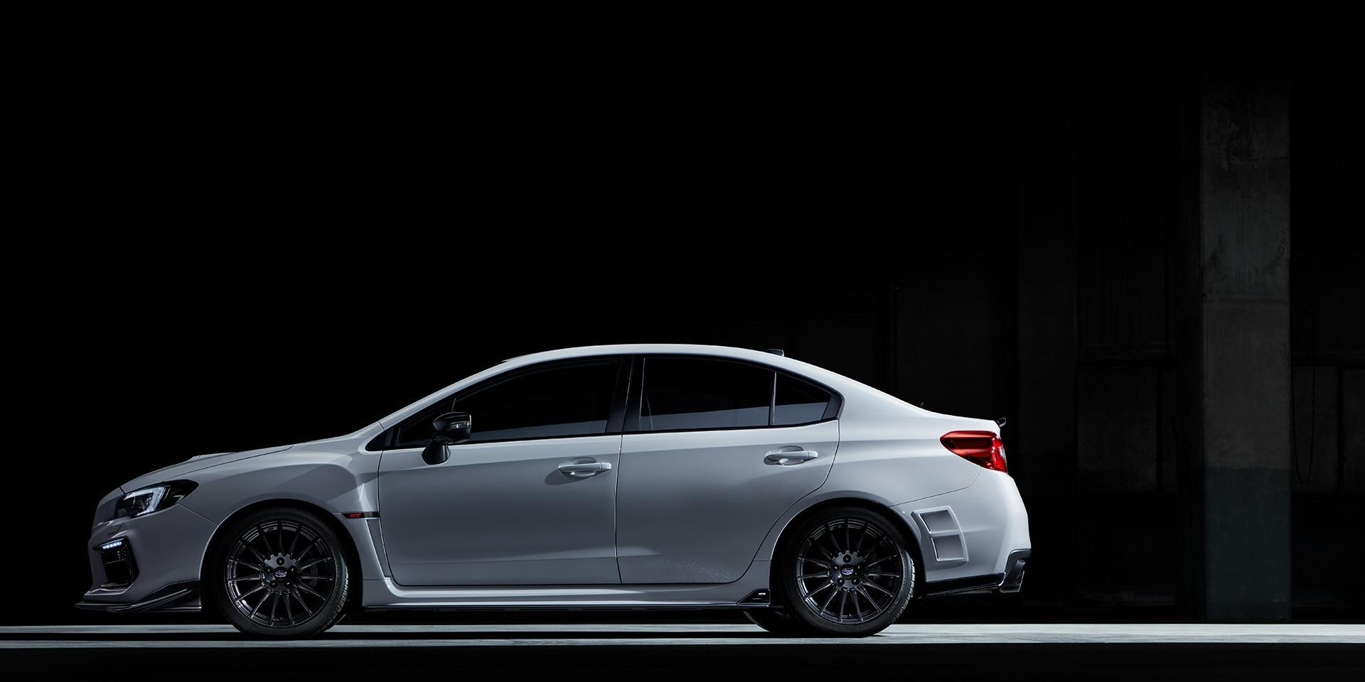 有錢也買不到,Subaru推出 限量WRX S4 STI Sport#終極版本售完