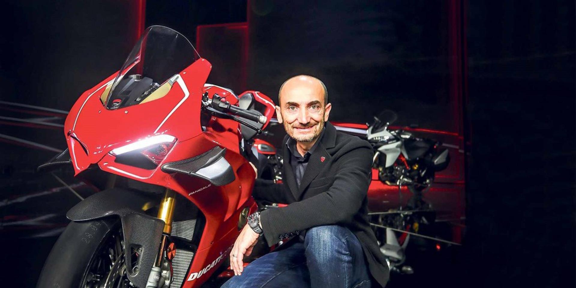內燃機的最終狂吼,Ducati CEO表示電動車現在仍無法超越汽油車