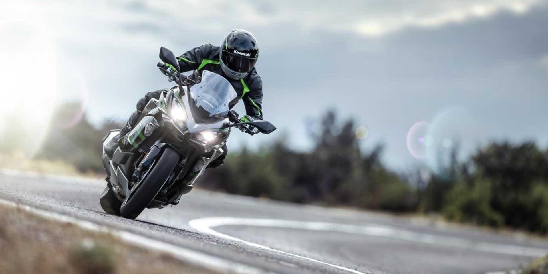 變速箱更升級!Kawasaki快速排檔專利曝光!