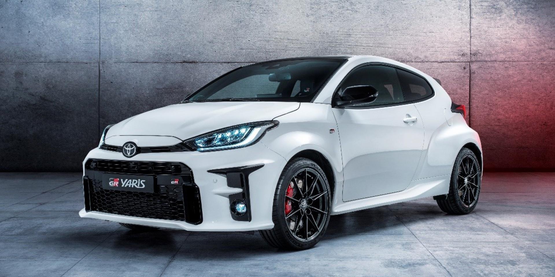 官方新聞稿。TOYOTA GR YARIS首批30台限量預購   來自WRC最純正的賽道駕馭體驗