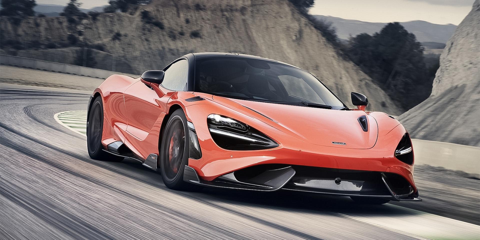 輕量化車體、極致動力的迷人組合「McLaren 765LT」卓然現世!
