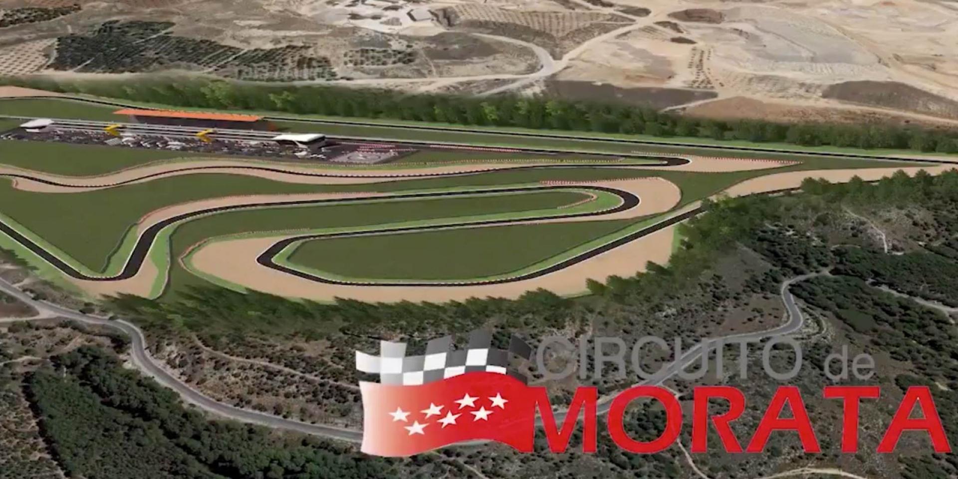 西班牙馬德里新賽道!Circuit Morata目標未來爭取MotoGP舉辦