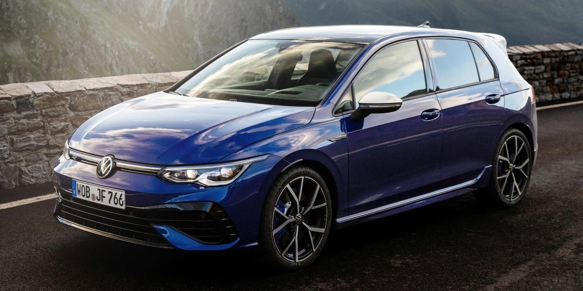 Volkswagen不老實!Golf R極速表現比原廠宣稱得更好!