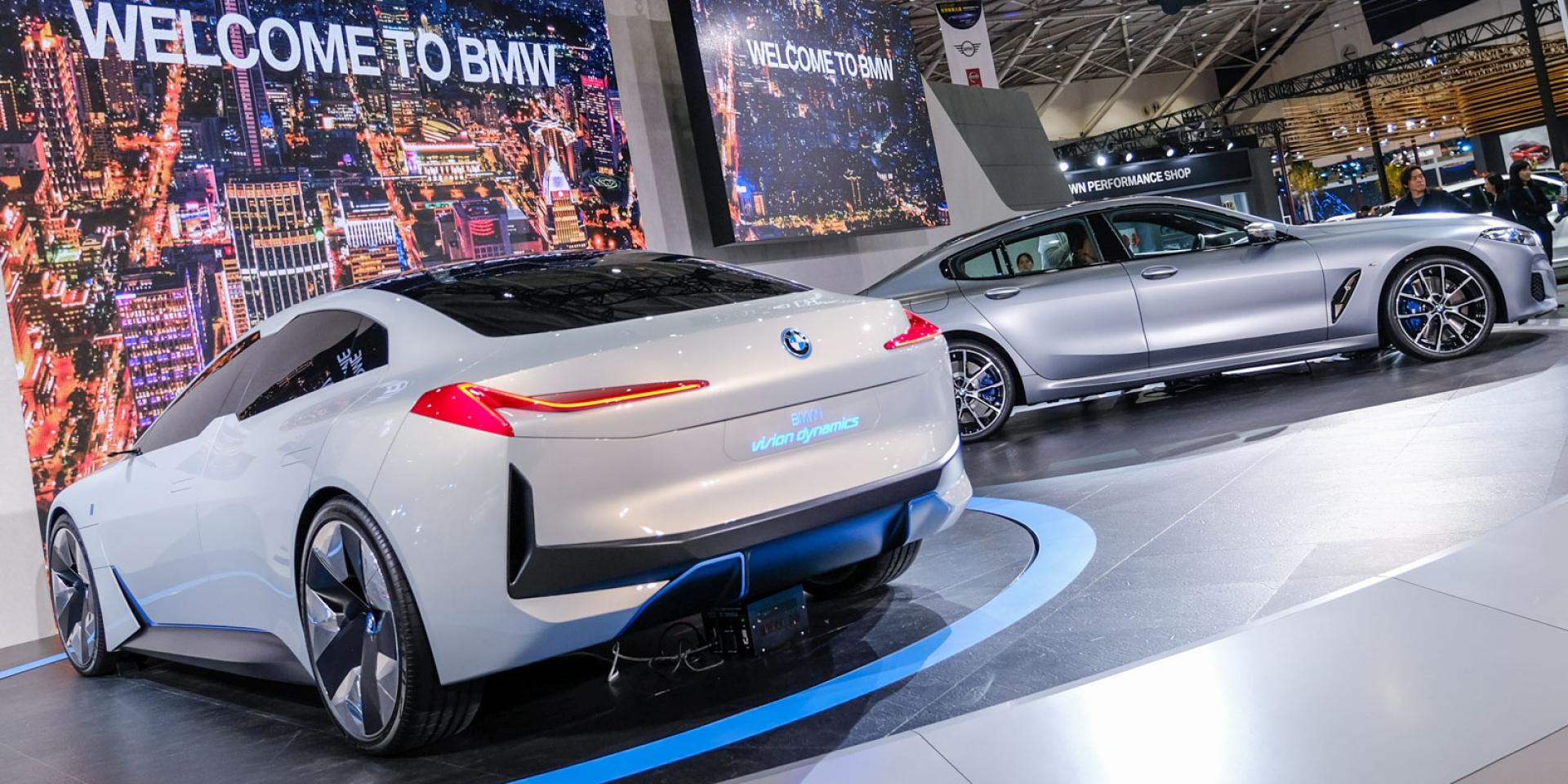 2020世界新車大展。BMW 8系列Gran Coupé延續經典再度登台