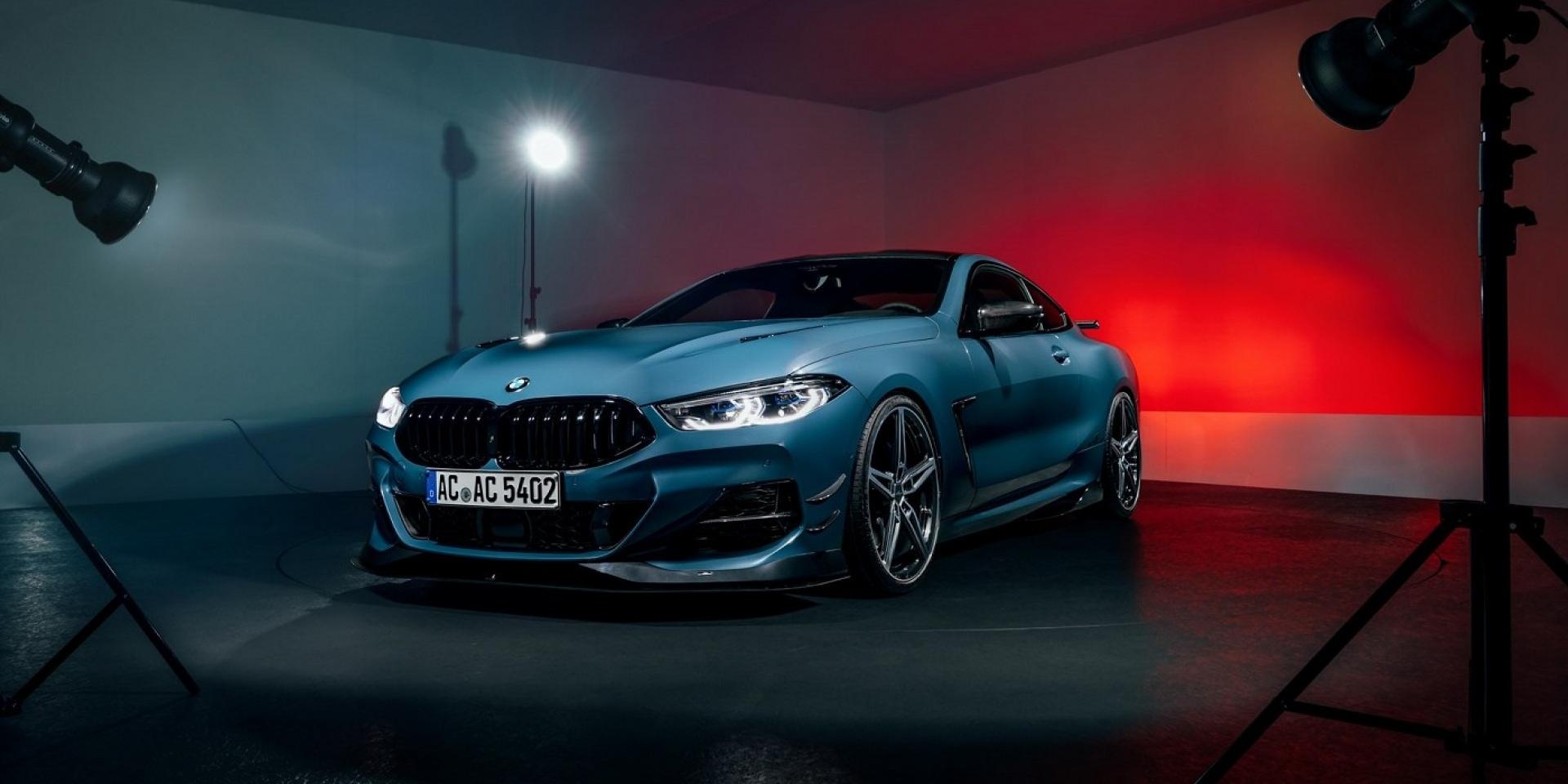 AC Schnitzer推出BMW 8系列改裝套件,等待車主購車後升級