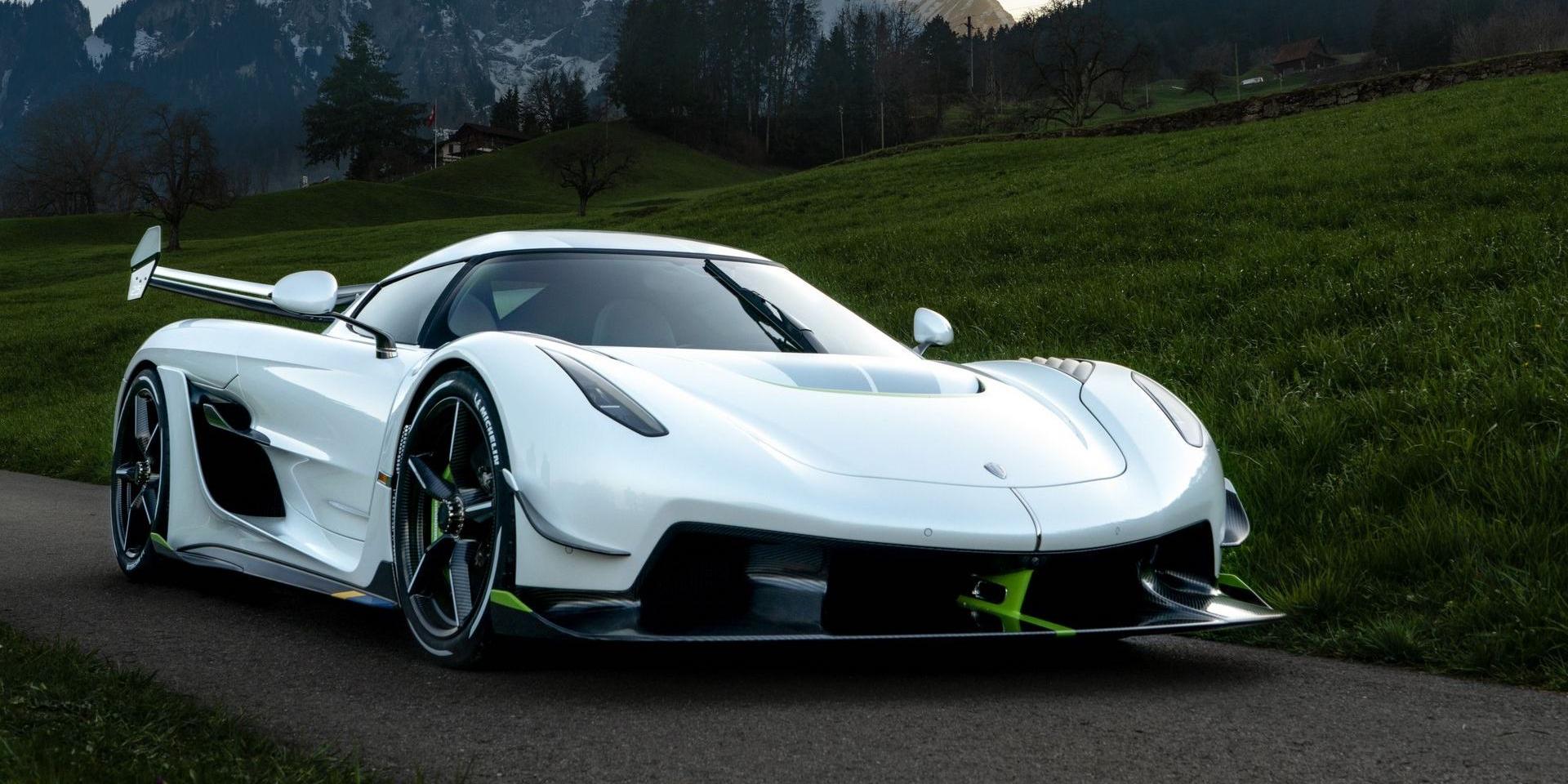 最速量產車又要換人?Koenigsegg Mission 500 Concept日內瓦車展亮相!