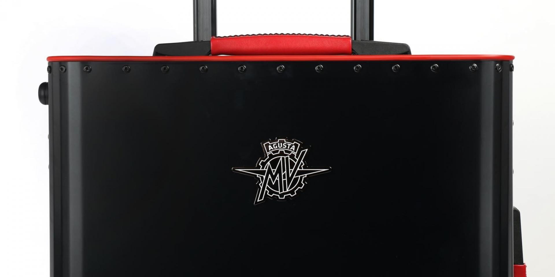 MV AGUSTA攜手頂級手工行李箱TecknoMonster!精品等級原廠周邊推出