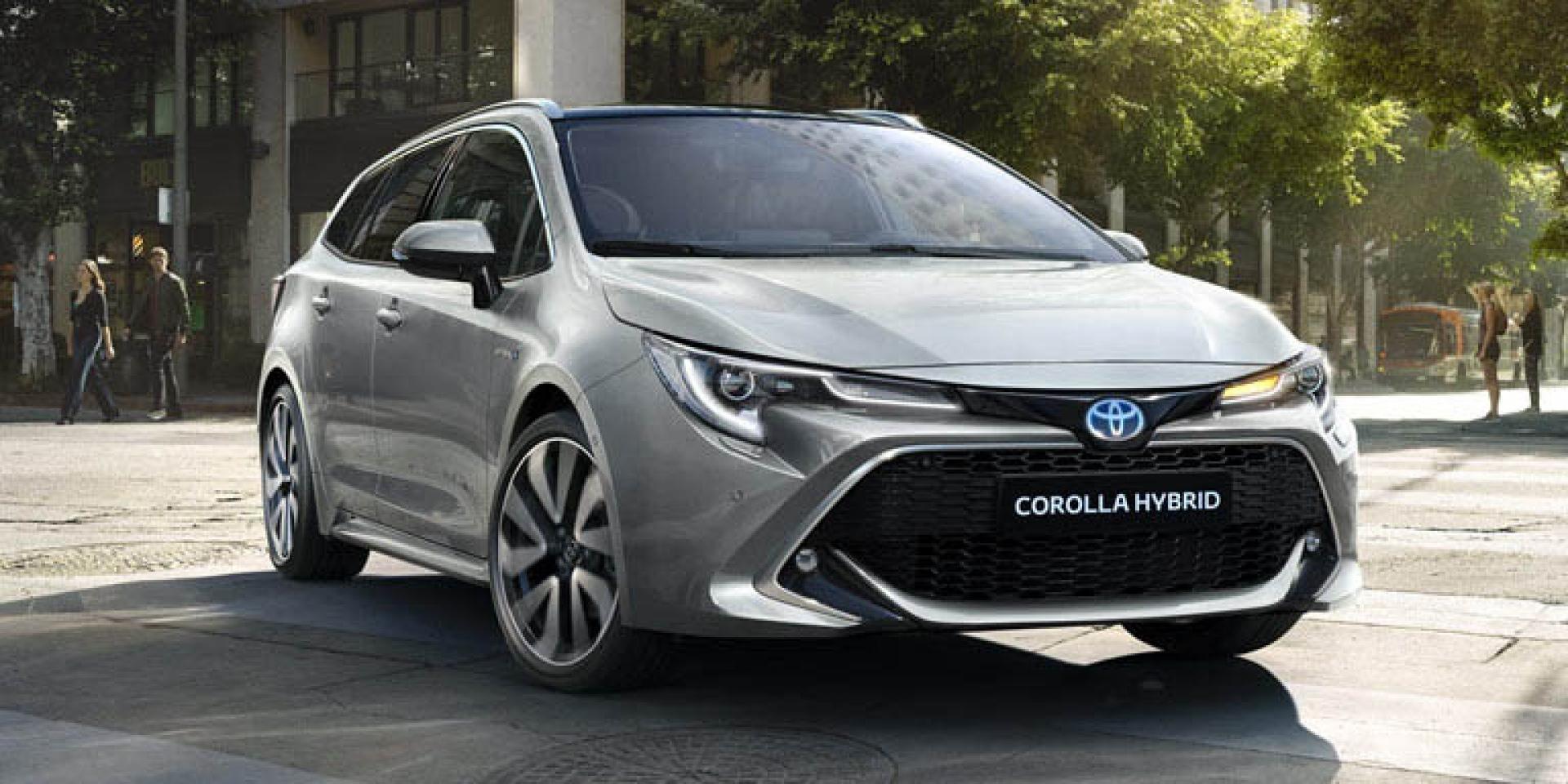 Toyota ALTIS旅行車來了!Toyota Corolla Touring Sports台北車展登台首演