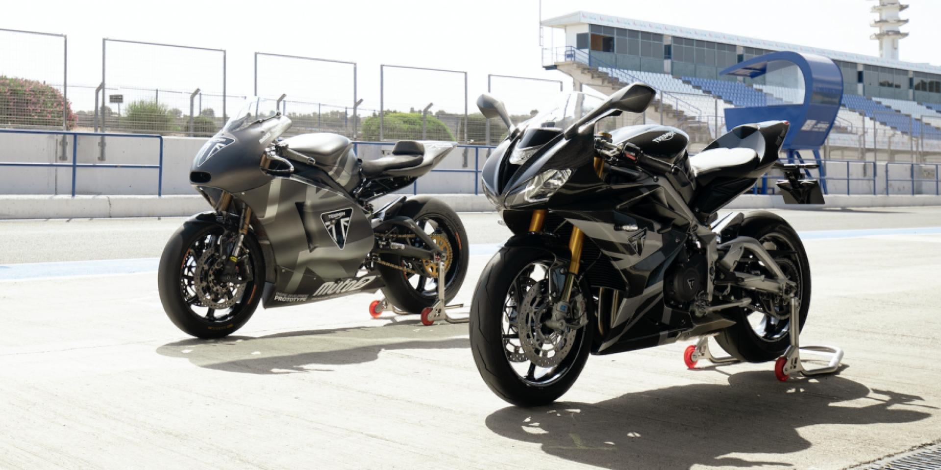 Silverstone的意外驚喜!Triumph Daytona Moto2 765 Limited Edition正式發表