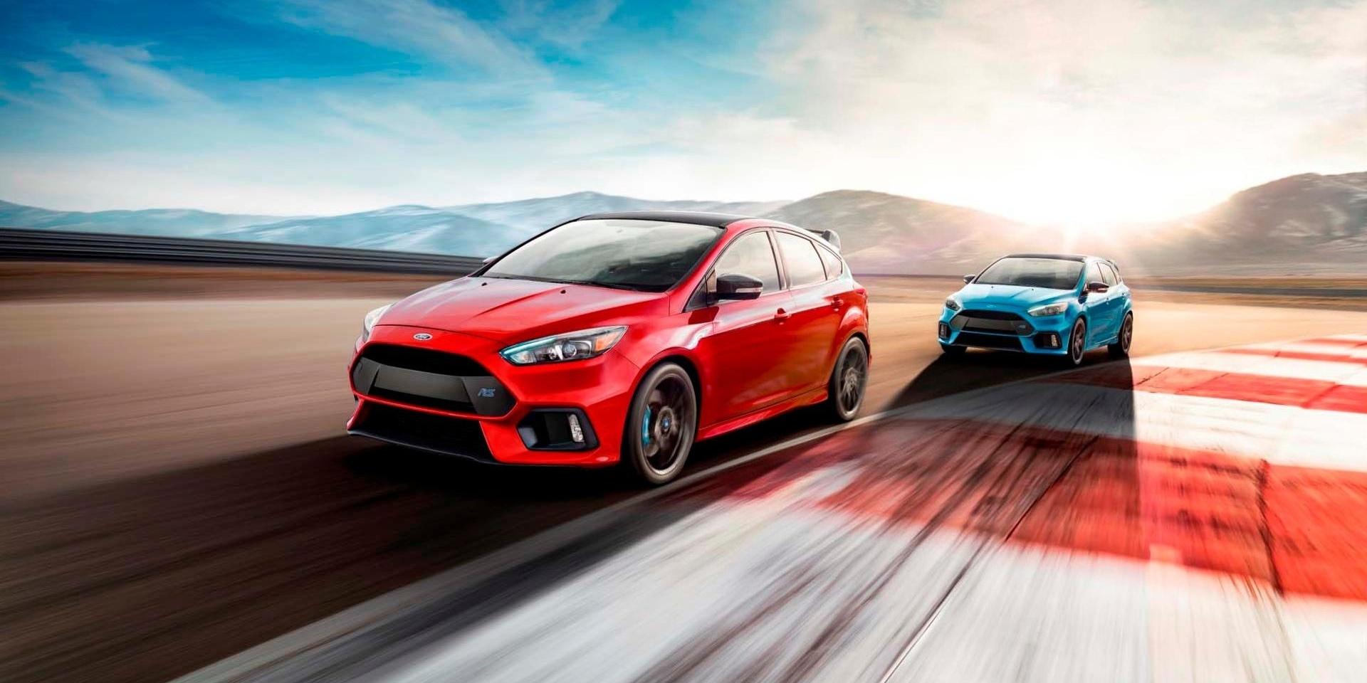 Ford Focus RS不止好甩,新增前軸限滑差速器變身過彎神器