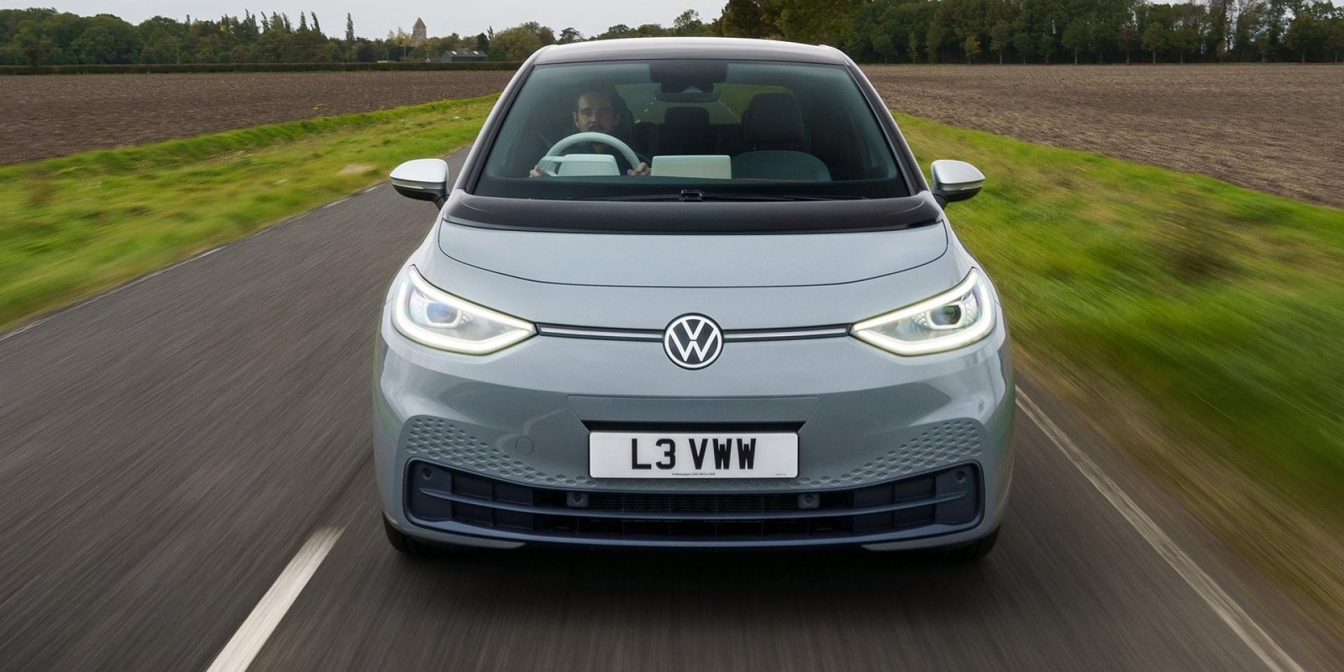 ID.3大敗Model 3!Volkswagen攻佔12月歐洲電動車銷售榜