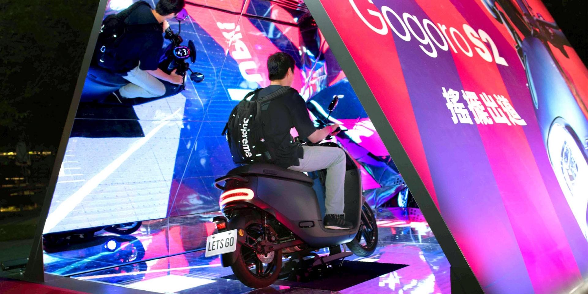 官方新聞稿。Gogoro 宣布於 125cc 等級中高階重型車款市佔第一!  成年輕族群購車首選品牌