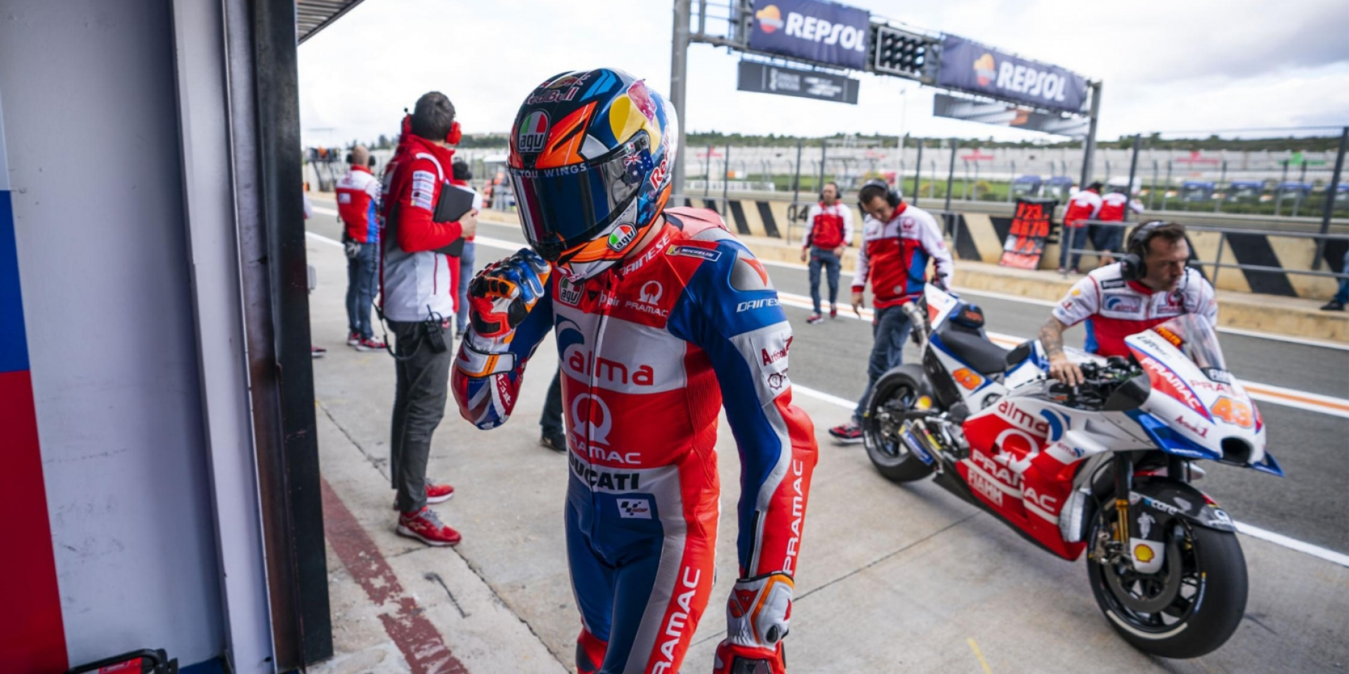 衛星車隊新氣象。MotoGP 2019季前展望